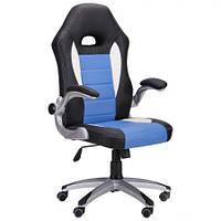 Компьютерное кресло Run (blue/red/gray) AMF