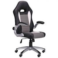 Компьютерное кресло Run (blue/red/gray) AMF™