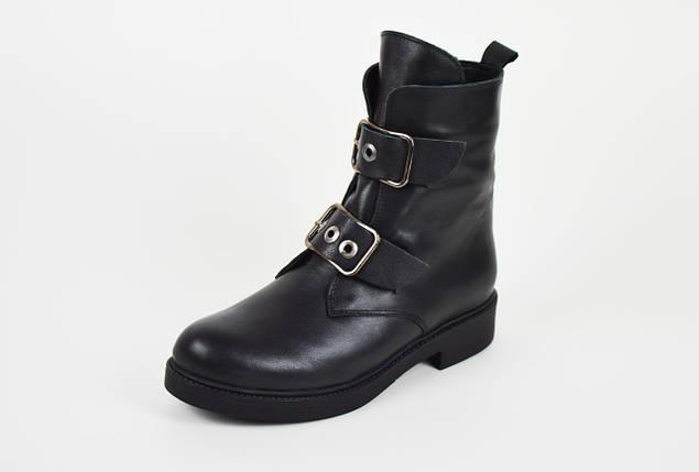 Кожаные ботинки с двумя ремешками DaCoTa, фото 2