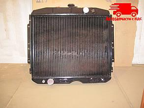 Радиатор водяного охлаждения ГАЗ 3307 (3-х рядн.) (пр-во ШААЗ). 3307-1301010-70. Ціна з ПДВ.