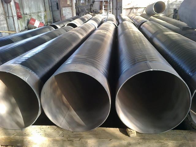 Труби ГОСТ 10706 дм. 720мм. ізольовані антикорозійним покриттям