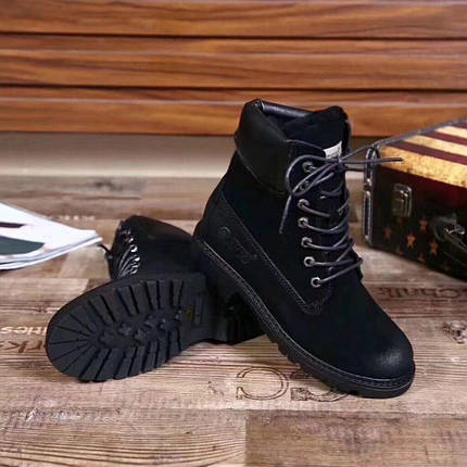 Стильные зимние ботинки фирмы UGG.Цвет черный, фото 2