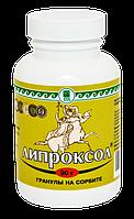 Липроксол на сорбите - гепатозащитные и антиоксидантные свойства