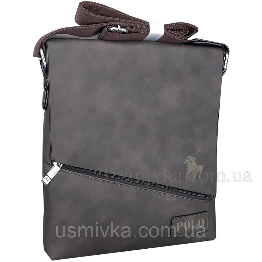 9e199165fc75 Мужская сумка через плече Polo, цена 383,43 грн., купить в Одессе ...