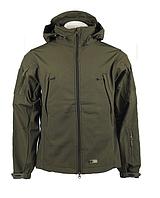 Куртка тактическая SOFT SHELL (M-TAC) Olive