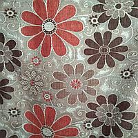 Мебельная ткань шенилл ширина 280 см сублимация ш-3088, фото 1