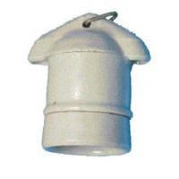 Патрон керамический Е27-02 | монашка УК-20