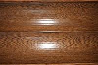 Блок хаус металевий золотий дуб звичайний 0.45 товщина (23 см ширина,  товщина 0.4-0.45)