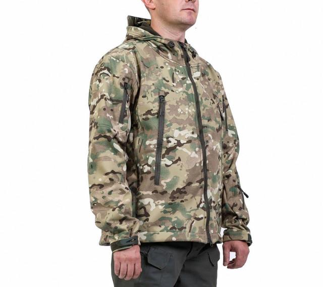 Куртки тактические SOFT SHELL