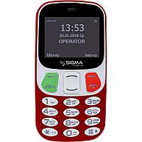 Sigma mobile Comfort 50 Retro Red, фото 1