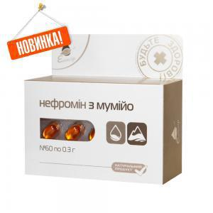 Нефромин с мумиё №60
