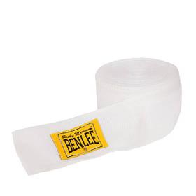Бинт эластичный BENLEE Handwraps white 300 cm