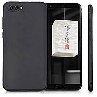 Tpu soft touch матовый силиконовый чехол Huawei Honor 10, O380