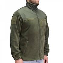 Укр. куртка CLASSIC ARMY FLEECE Olive, фото 2