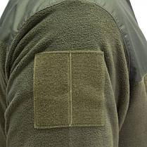 Укр. куртка CLASSIC ARMY FLEECE Olive, фото 3