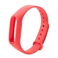➙Ремешок Uwatch M2 Красный для фитнес браслета Xiaomi Mi Band 2