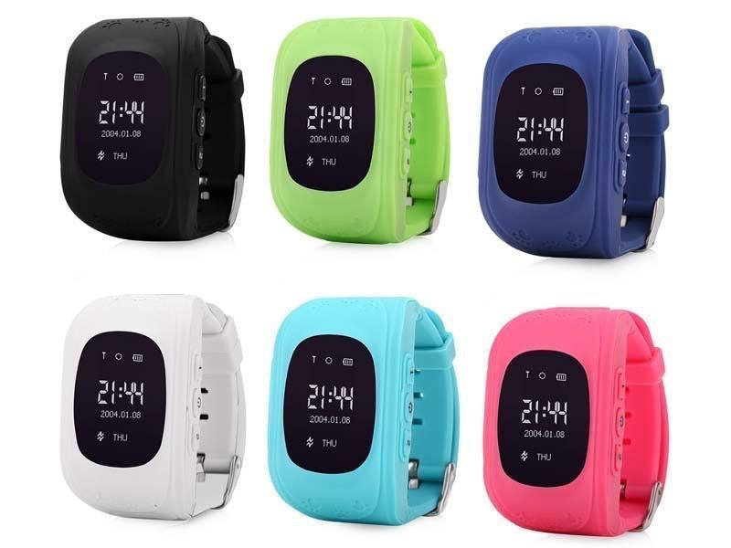 Часы Smart Watch Q50 Gsm/Gps, датчик снятия, копка SOS, удалённый трек