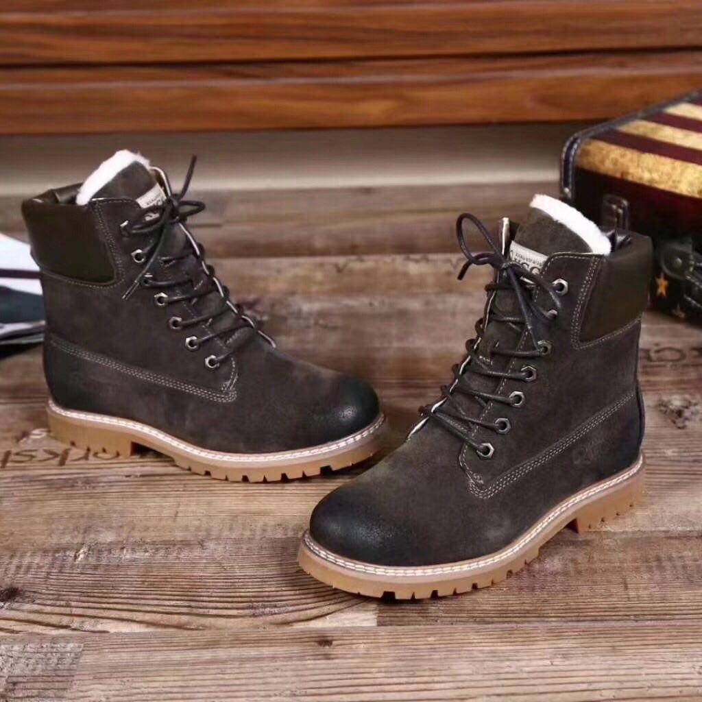 Ботинки женские зимние, UGG.Цвет шоколадный