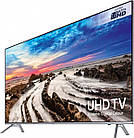 Телевизор Samsung UE75MU7000 (PQI 2200Гц, Ultra HD 4K, Smart, Wi-Fi, Contrast Enhancer, UHD Dimming, HDR 1000), фото 4