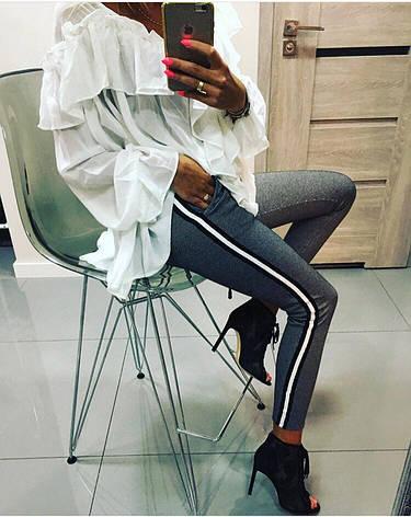 Женский шерстяные брюки , фото 2