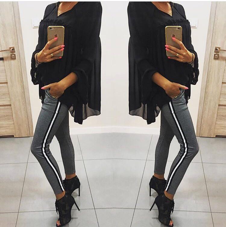 Женский шерстяные брюки