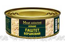 Паштет вершковий Meat Selected 240 г від ВИРОБНИКА