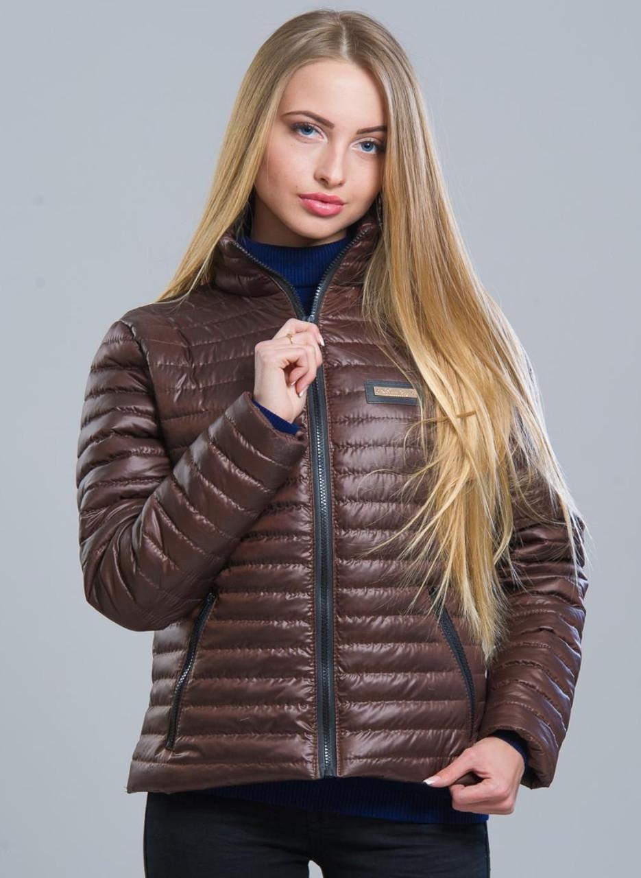 4eda7add45c Короткая Куртка Женская Демисезонная Стеганая Осенняя