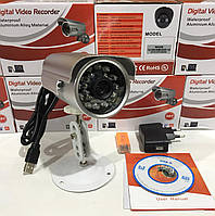 Камера CAMERA 569 USB, камера с записью на карту памяти, фото 1