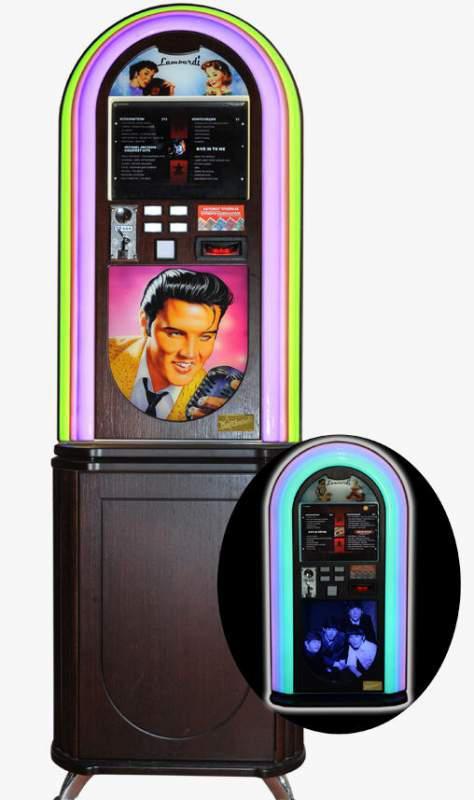 Музыкальный автомат La Bomba Retro 2