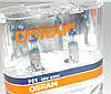 Комплект галогенных ламп Osram Nightbreaker Unlimited H1 (64150NBU), фото 4