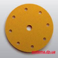 3М™255P Hookit™ - Шлифовальный круг, 150 мм, 9 отверстий, P320, фото 2