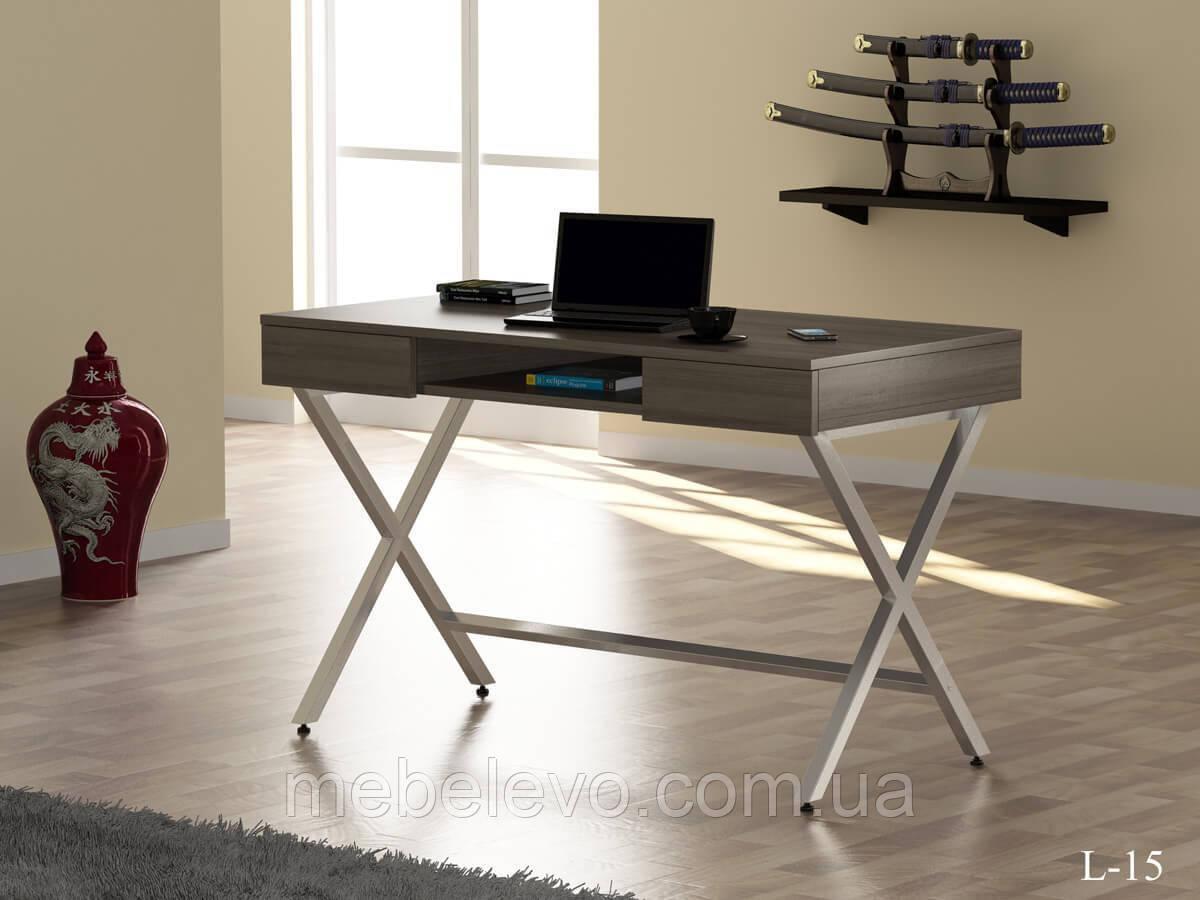 стол письменный L-15 750х1200х600мм Loft Design