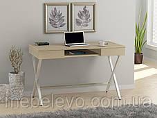 стол письменный L-15 750х1200х600мм Loft Design, фото 3