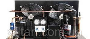 Компресорно-конденсаторний агрегат 7,4 кВт