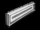 Монолитный поликарбонат для светильников BORREX Prizm 3мм, фото 4