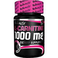л карнитин 1000 mg BioTech (30 таб.)