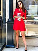 Платье Маргарита универсальное в расцветках , фото 1