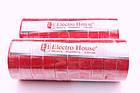 EH-AHT-1817 Красная изолента 17м. 0,15мм х 18мм, фото 3