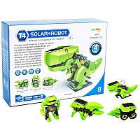 Конструктор робот Cute Sunlight 4 в 1 на солнечных батареях (TS-575702212)