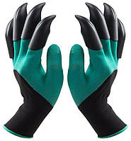 Садовые перчатки Fmax с когтями (2561228)
