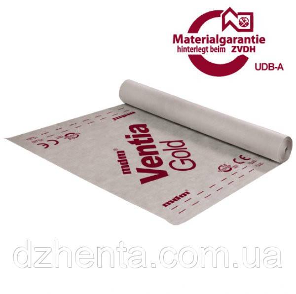 Кровельная гидроизоляционная мембрана MDM Ventia Gold