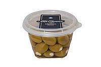 Маслины зеленные  фаршированные сыром «Фета» 0,43 л