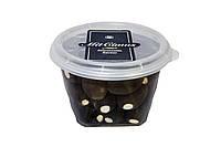 Маслины черные  фаршированные сыром «Фета» 0,43 л