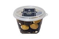 Маслины ассорти фаршированные сыром «Фета» 0,43 л