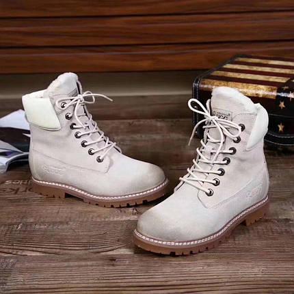 Ботинки женские зимние, UGG.Цвет белый, фото 2