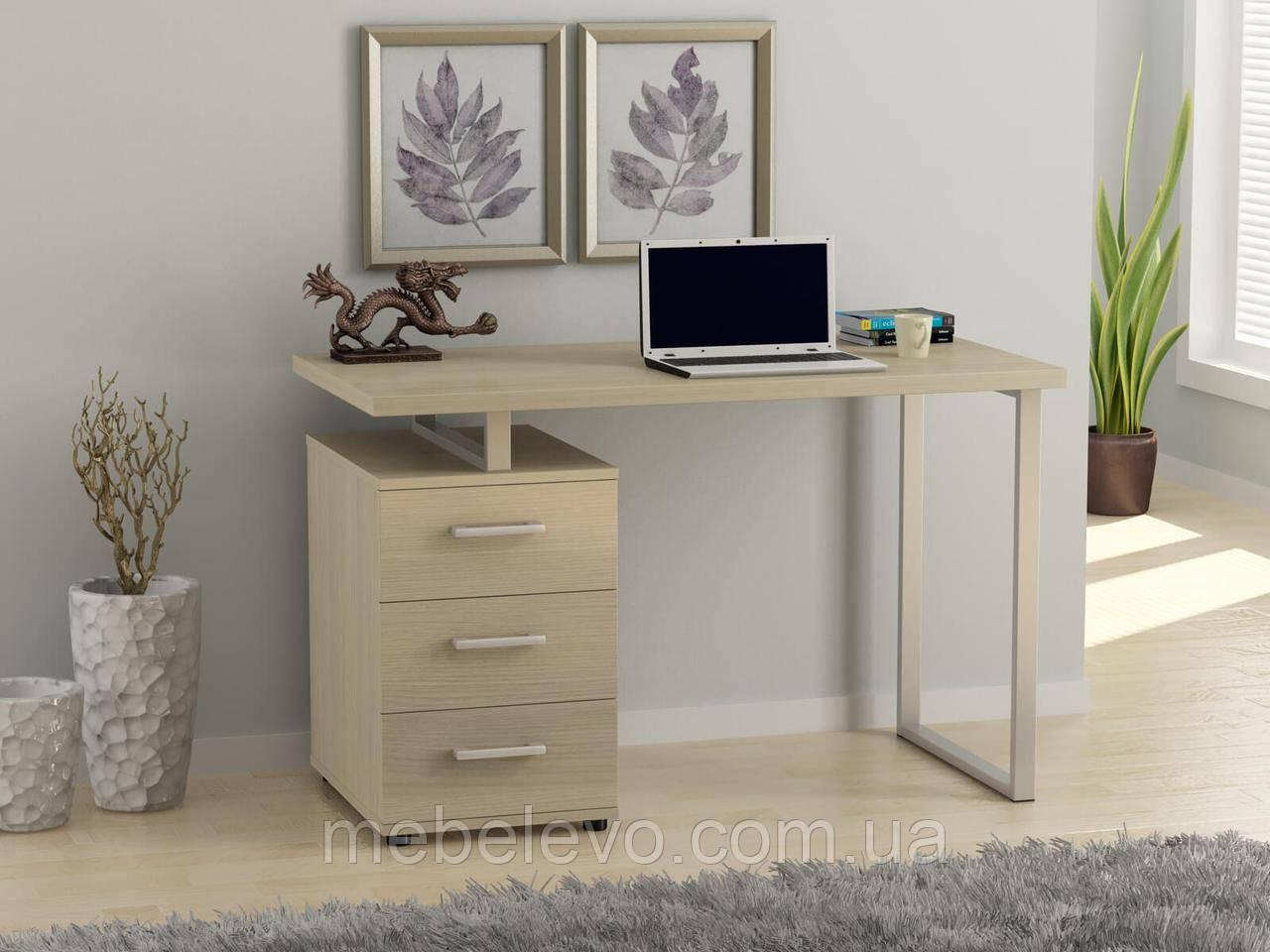 стол письменный L-27 750х1200х600мм Loft Design