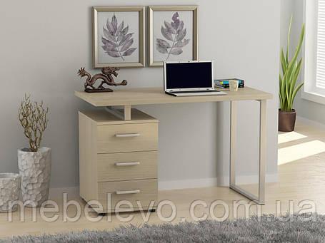 стол письменный L-27 750х1200х600мм Loft Design, фото 2