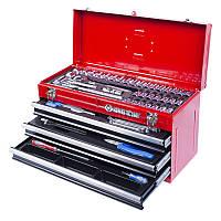 Ящик металлический с инструментом 69 предметов King Tony 901-069MR