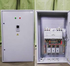 Шафа АВР 40А, 2 введення, IP31