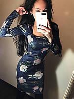 """Платье женское """"Розы"""""""